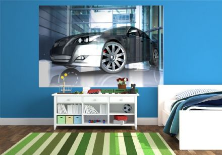 Super car for sale wall murals - S